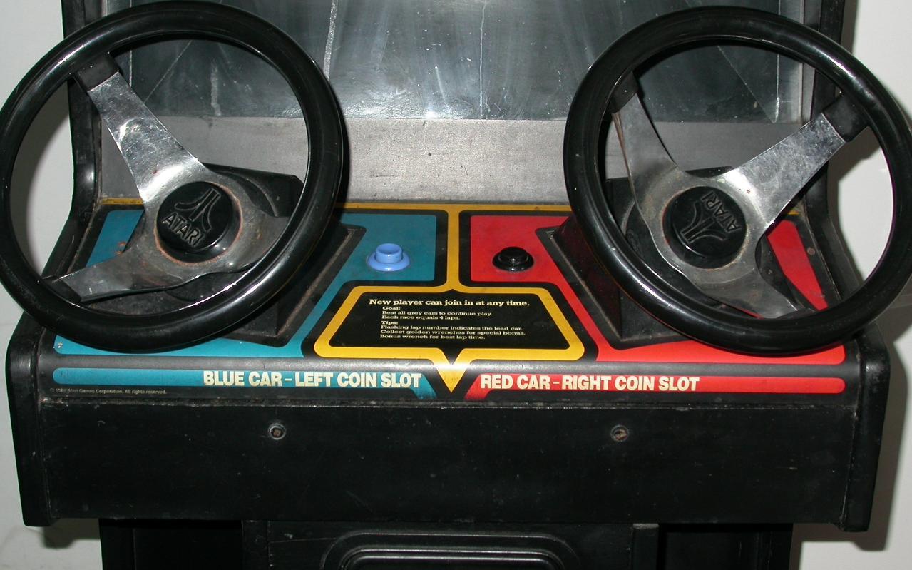 sprint arcade machine
