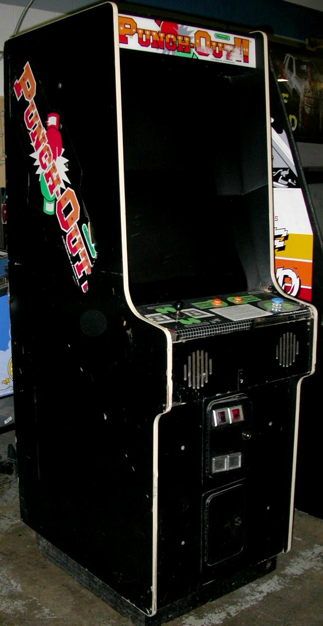 punch in out machine