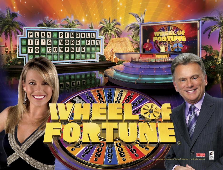 wheel of fortune game show